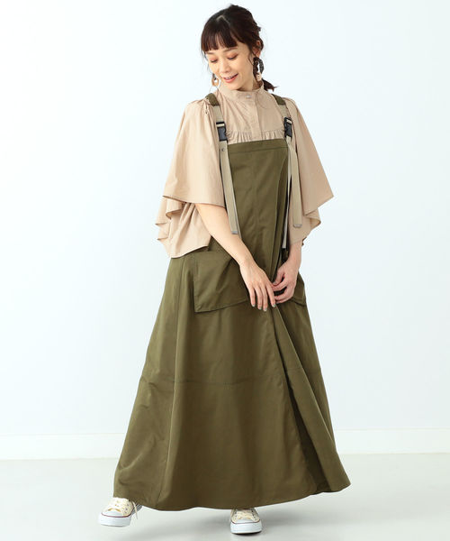 [CAROLINA GLASER] CAROLINA GLASER / ジャンパー スカート