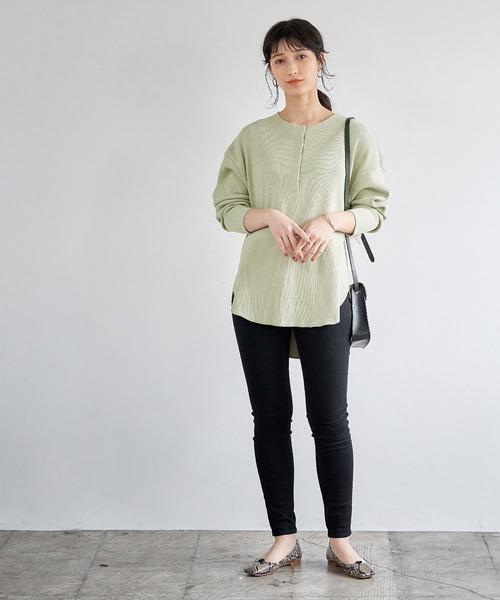 2020秋のお手本レディースファッション【パンツ】4