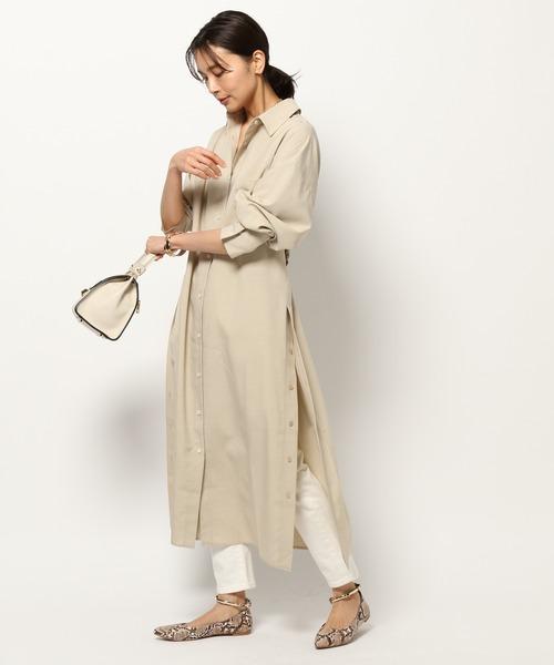 アラサー女性のおしゃれワンピースファッション