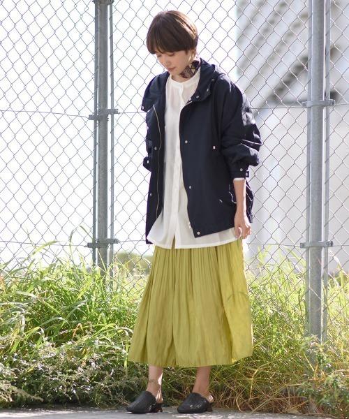 秋冬のストリートコーデ《スカート》8
