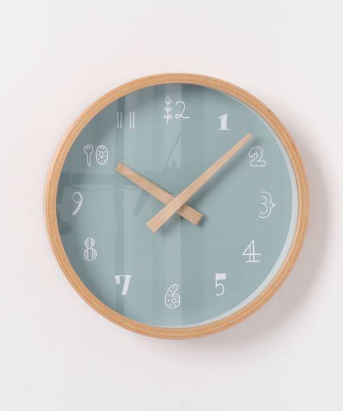 文字盤がおしゃれな壁掛け時計