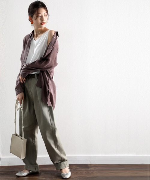 【タイ】12月の快適な服装《パンツ》6
