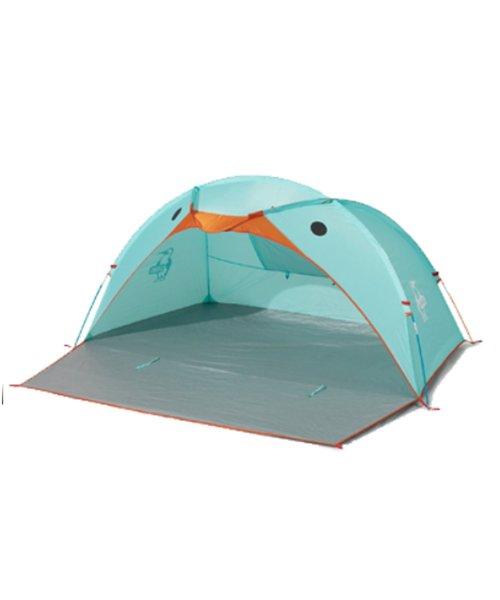 鳥のモチーフがキュートな小型テント