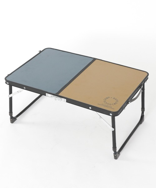 [BAYFLOW] 【BAYFLOW×QUICKCAMP】ミニテーブル
