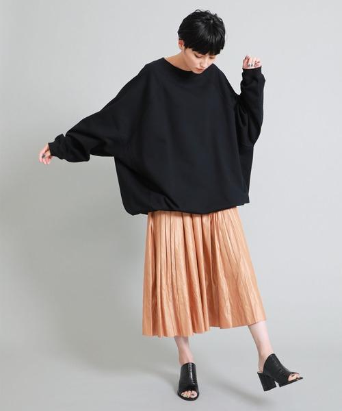 [TOKYO DEPARTMENT STORE] 【COGTHEBIGSMOKE】MASSIVE SWEAT/3101-129-125