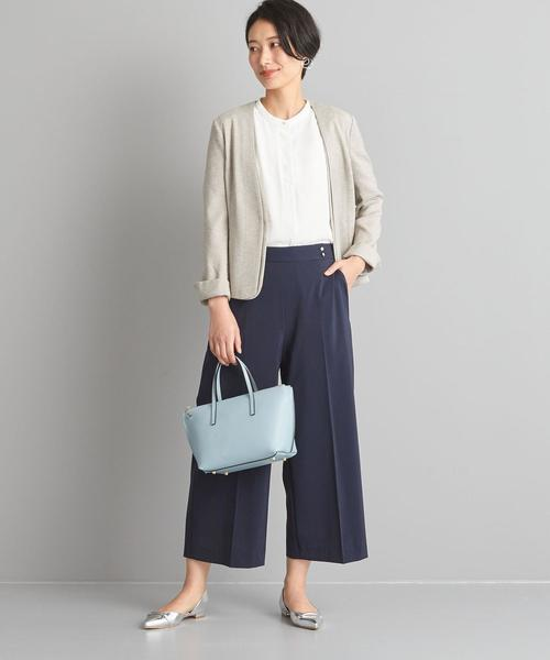 [green label relaxing] 【WORK TRIP OUTFITS】★WTO CS ワイド マリンパンツ