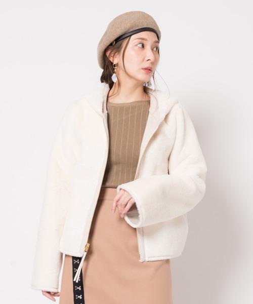 [glamb] Ozette beret / オゼッタベレー