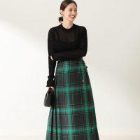 最愛の1着を探せ♡コーデが秋めく華やかスカート15選