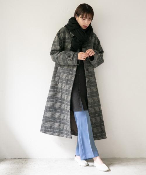 【名古屋】12月のパンツを使った服装7