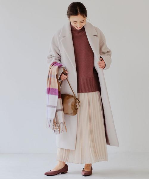 【名古屋】12月のスカートを使った服装9