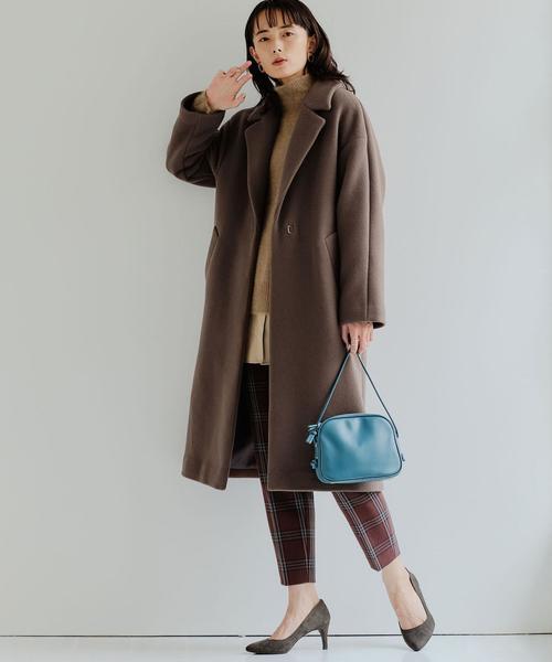 【名古屋】12月のパンツを使った服装4