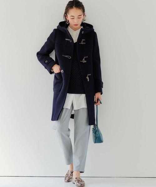 【名古屋】12月のパンツを使った服装5