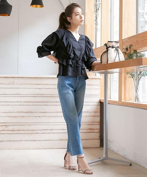 気分に合わせて選べる大人の秋ファッション【パンツ】2