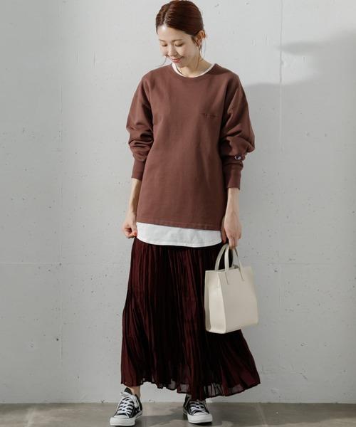 [URBAN RESEARCH] ティアードプリーツスカート