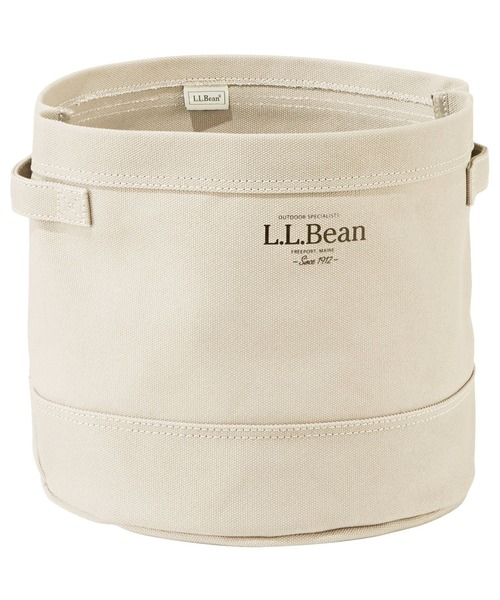 [L.L.Bean] キャンバス・ストレージ・カビー・トート