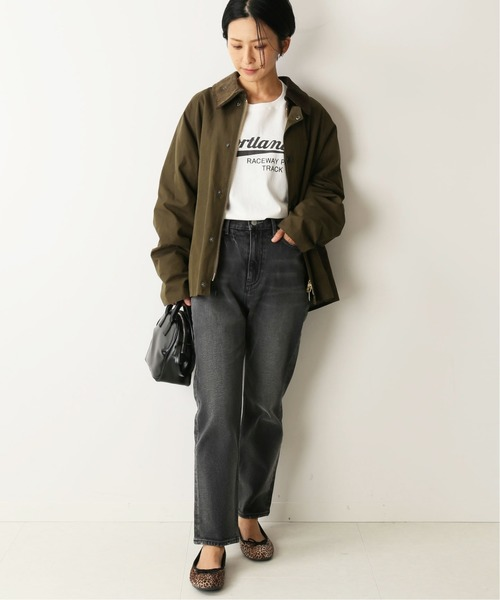 [JOURNAL STANDARD] 【Barbour/バブアー】SMU TRANSPORT:別注ブルゾン◆