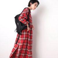 秋ムードたっぷりな『チェック柄』アイテム☆おしゃれコーデ15選