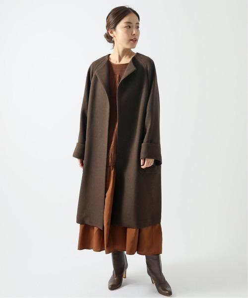 【名古屋】12月のワンピースを使った服装5