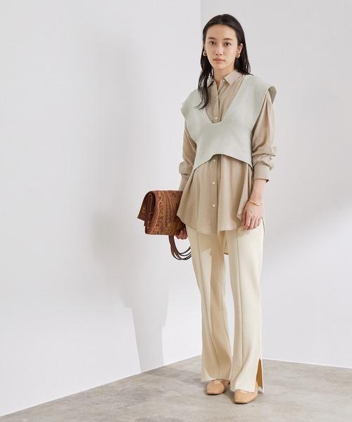 2020秋のお手本レディースファッション【パンツ】5