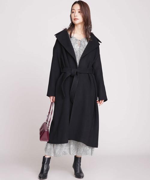 【名古屋】12月のワンピースを使った服装6