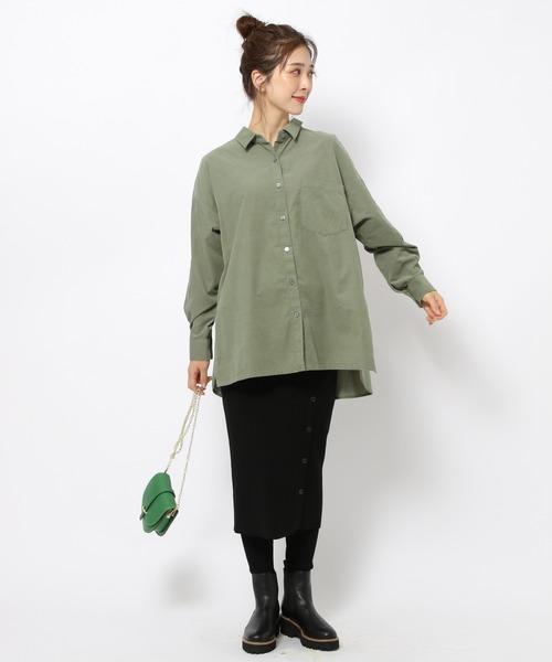 [BARNYARDSTORM] BARNYARDSTORM / リブレギンス付スカート