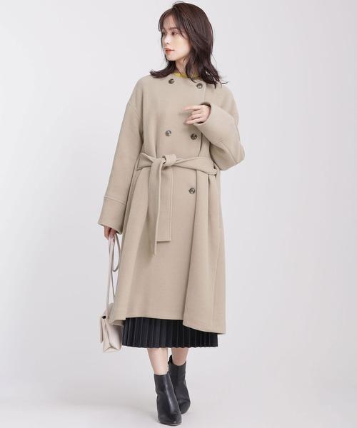【名古屋】12月のスカートを使った服装12