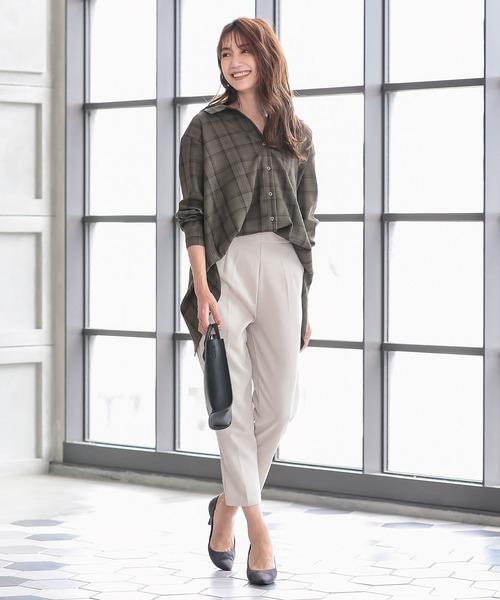 気分に合わせて選べる大人の秋ファッション【パンツ】4