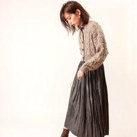 大人可愛いアイテムが揃う♡《natural couture》の秋コーデをチェック!