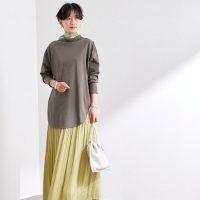 旬のデザインで良バランススタイル♪プリーツスカートの秋コーデ15選
