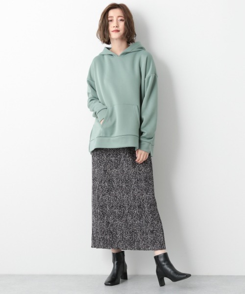 [apart by lowrys] 【店舗限定】ヘンケイドットホソプリーツスカート 916735