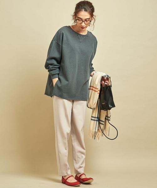 [BEAUTY&YOUTH UNITED ARROWS] 【WEB限定】by ※∴ピグメントスウェットプルオーバー