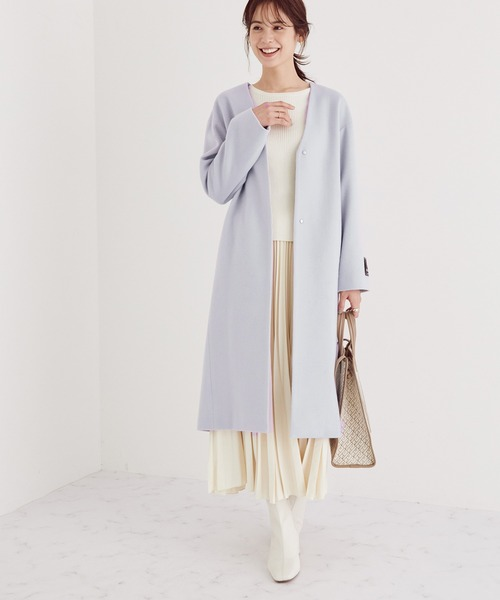 大人女子の冬のデートコーデ スカート6