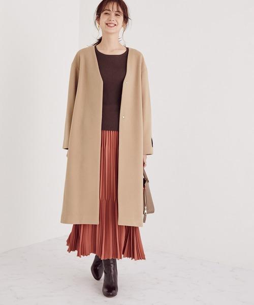 【名古屋】12月のスカートを使った服装13