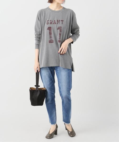 [Plage] GRANT Long Tシャツ◆