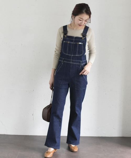 [URBAN RESEARCH ROSSO WOMEN] 【別注】Lee OVERALL2