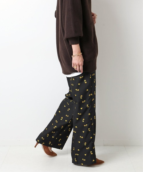 [Spick & Span] 【SECOND FEMALE】EIMY TROUSERS◆