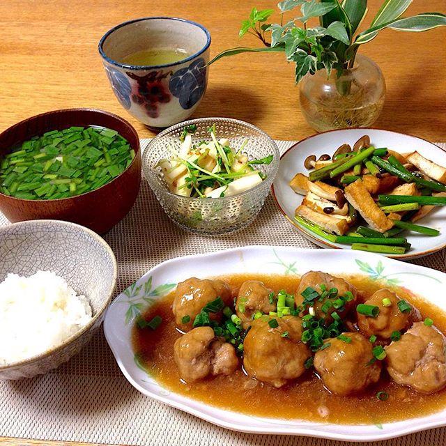 あっさり味の夕食レシピ10