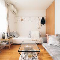8畳ワンルームのレイアウト特集!一人暮らしのおしゃれな女子部屋のお手本を紹介!