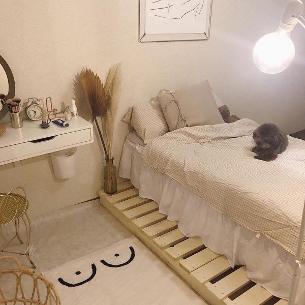 大きな家具は「シンプルデザイン」を選ぼう!2