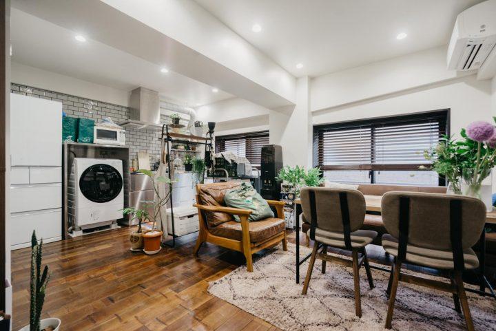 ・冷蔵庫、洗濯機