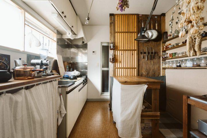 キッチン×ディアウォール22