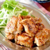 【連載】【下味冷凍さえあれば時間にゆとりがうまれる】鶏もも肉でペッパーチキン