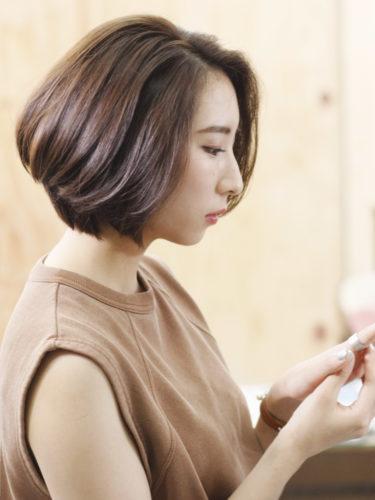 留袖姿におすすめの髪型5
