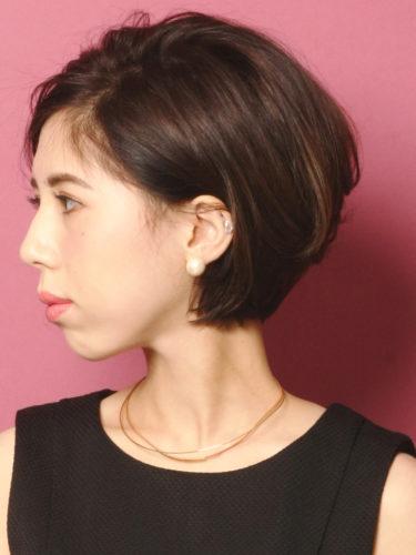 留袖姿におすすめの髪型3