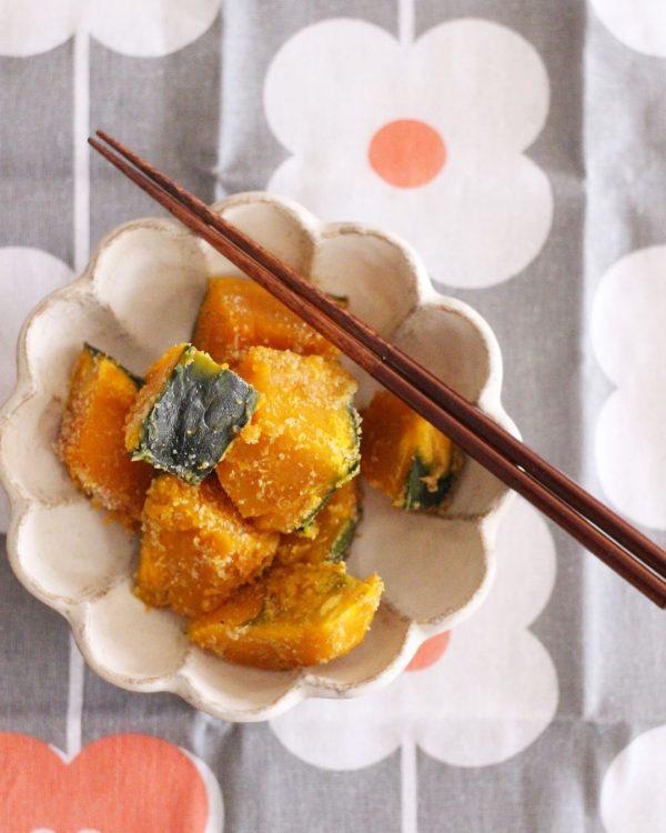 和食の定番料理レシピ!かぼちゃの煮物
