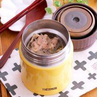 スープジャーのお弁当レシピ特集!汁物から主食まで幅広い活用術を紹介!