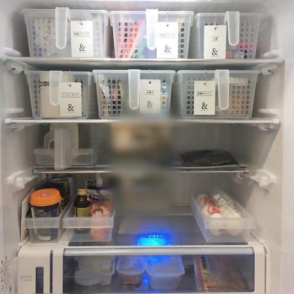 冷蔵庫・冷凍庫収納