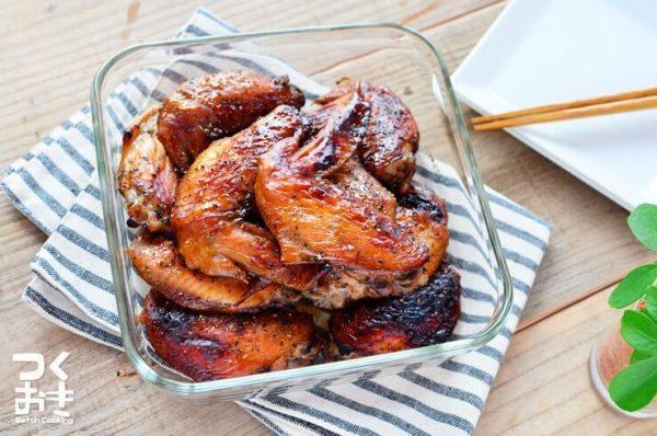 オーブンで鶏肉の美味しいレシピ☆おかず5
