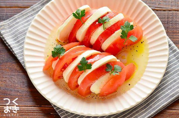 鍋の副菜☆人気レシピ《さっぱり野菜》4