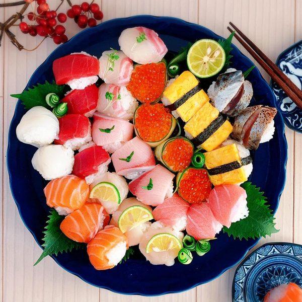 お正月の簡単おもてなし料理特集!お寿司